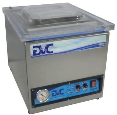 maquina de embalagem a vácuo industrial