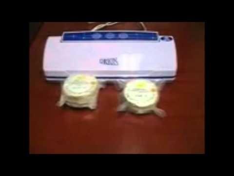 maquina de embalar a vácuo