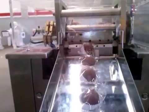 Maquina de embalar doces