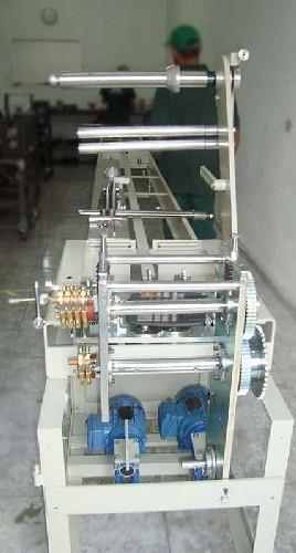 maquina de embalar picolé