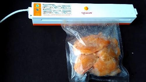 seladora de embalagem a vácuo